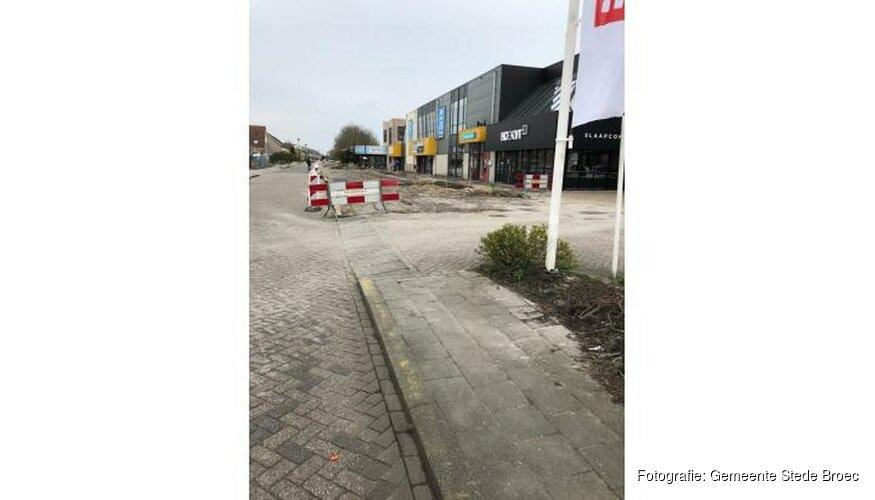 Nieuwe parkeeroplossing Middenweg