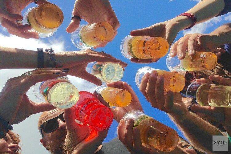 Campagne In control of alcohol op kermis Bovenkarspel