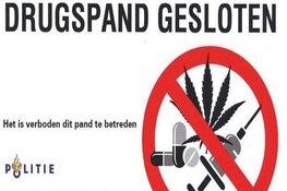 Burgemeester Wortelboer sluit drugswoning