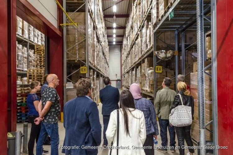Inschrijving voor bezoekers geopend: Kom Binnen bij Bedrijven Dagen