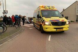 Gewonde bij ongeval in Grootebroek
