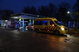 Medewerkster tankstation Bovenkarspel activeert onbedoeld brandalarm