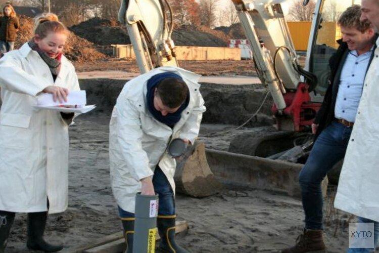 Start bouw van Waterweide: de nieuwste woonwijk van Stede Broec