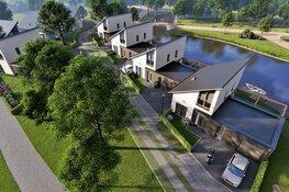 Handtekeningen gezet voor 8 patiowoningen aan de Thea Beckmanweg