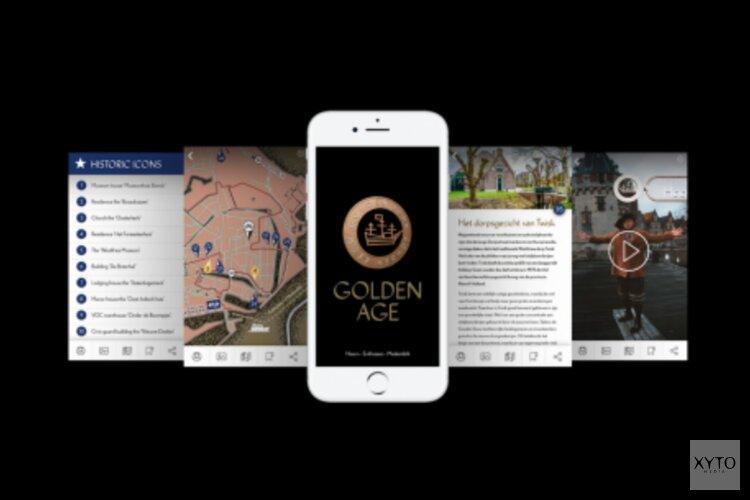 Augmented reality leert toerist over Gouden Eeuw