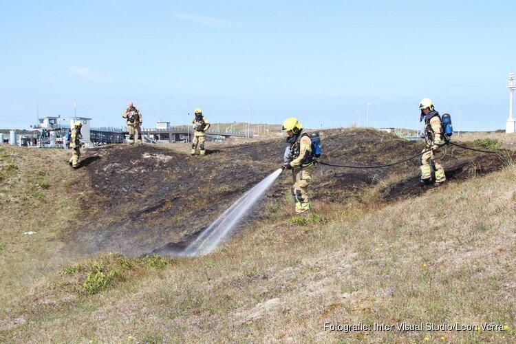 Voor de vijfde keer dit jaar hoogste alarmfase voor natuurbranden