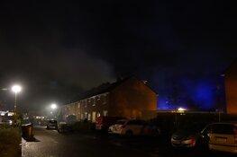 Ontruiming woningen door grote brand: getuigen gezocht