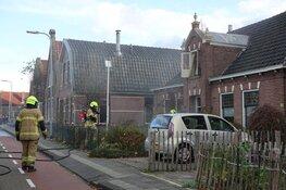 Brand in voormalige boerderij in Bovenkarspel